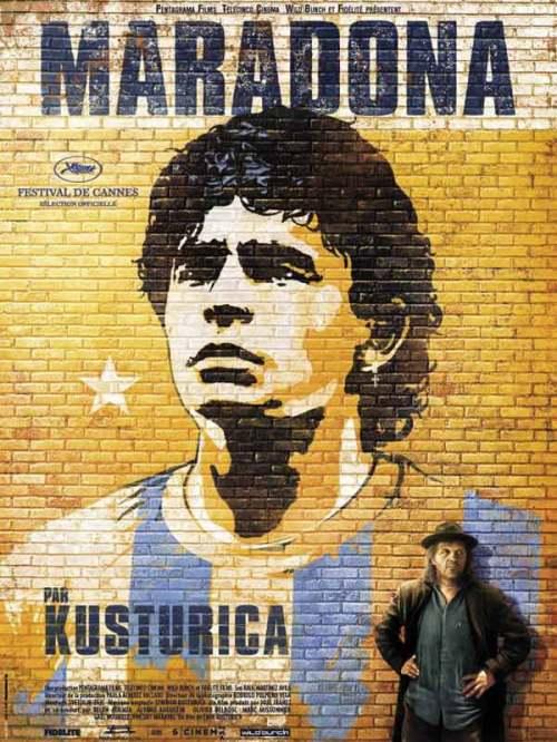 Maradona by Kusturica - 1 filme documentário