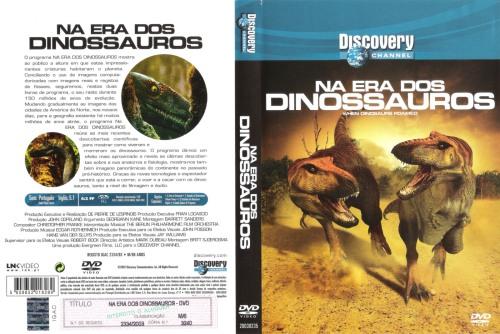 Na era dos Dinossauros - 1 filme documentário