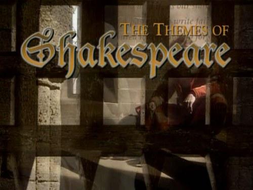 Os temas de Shakespeare - 6 episodios